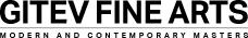 Gitev Fine Arts Logo Standard
