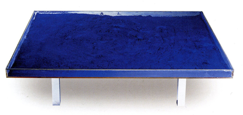Yves Klein 2018