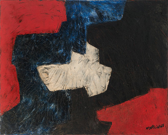Serge Poliakoff 1960