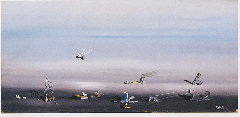 Yves Tanguy 1938